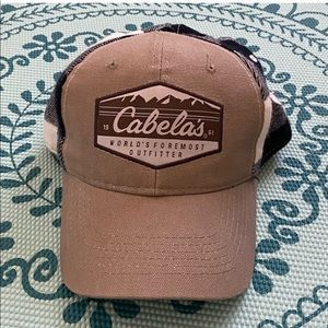 THREE PACK HATS bass pro and cabelas